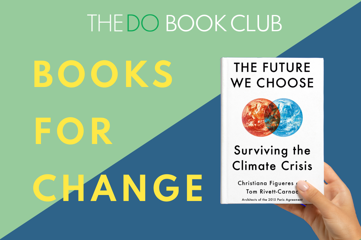 Introducing Books for Change - The DO Global Book Club